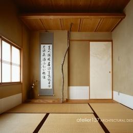002八潮Fさんの家 (和室)