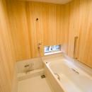 TSD+ 高橋建築構造設計室の住宅事例「大きな柿の木とおばあちゃんの家」