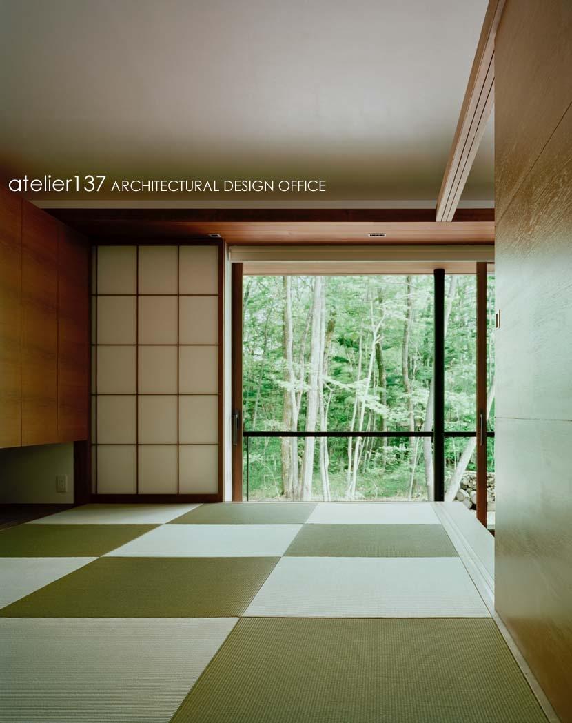 015軽井沢Tさんの家の部屋 和室