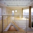 町田の家~外のように明るい家