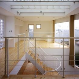 町田の家~外のように明るい家 (LDK)