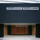 相模原の家~中庭型二世帯住宅