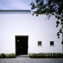 国立の家~中庭+ルーフガーデンの家