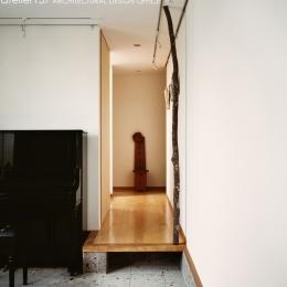 002八潮Fさんの家 (玄関)