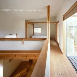 002八潮Fさんの家 (寝室)