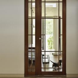 フキの家 (玄関)