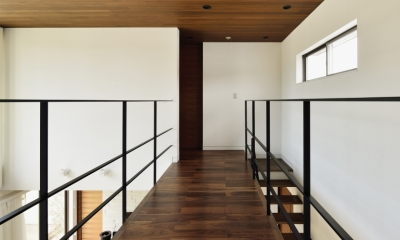 フキの家 (廊下)
