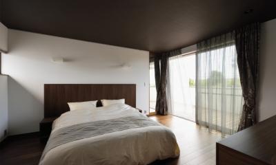フキの家 (寝室)