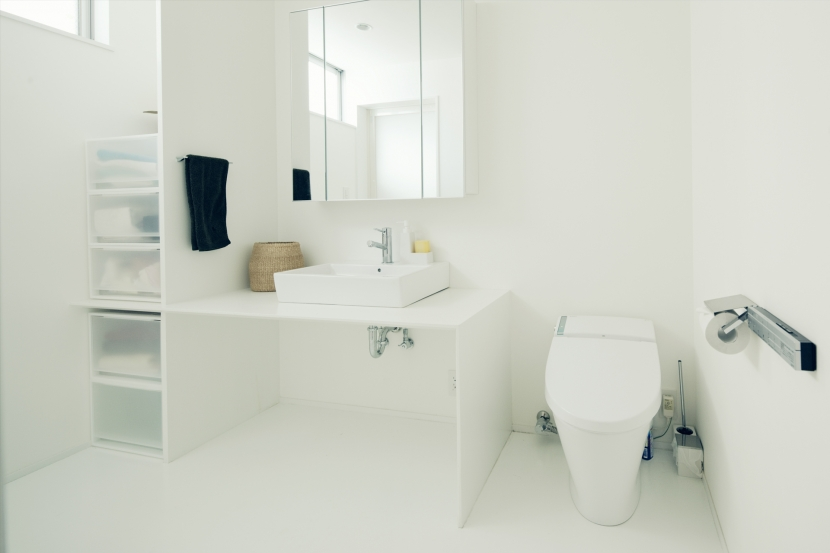 セイタカノッポの部屋 トイレ