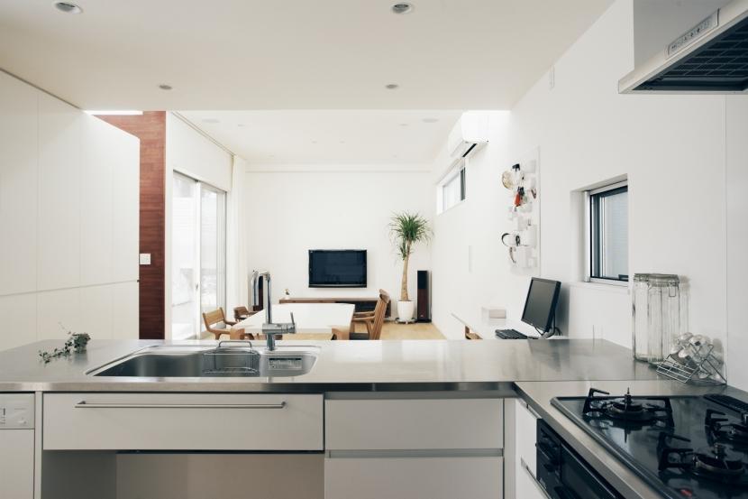 セイタカノッポの部屋 キッチン