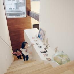 セイタカノッポ (階段)