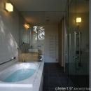 010軽井沢Tさんの家の写真 バスルーム