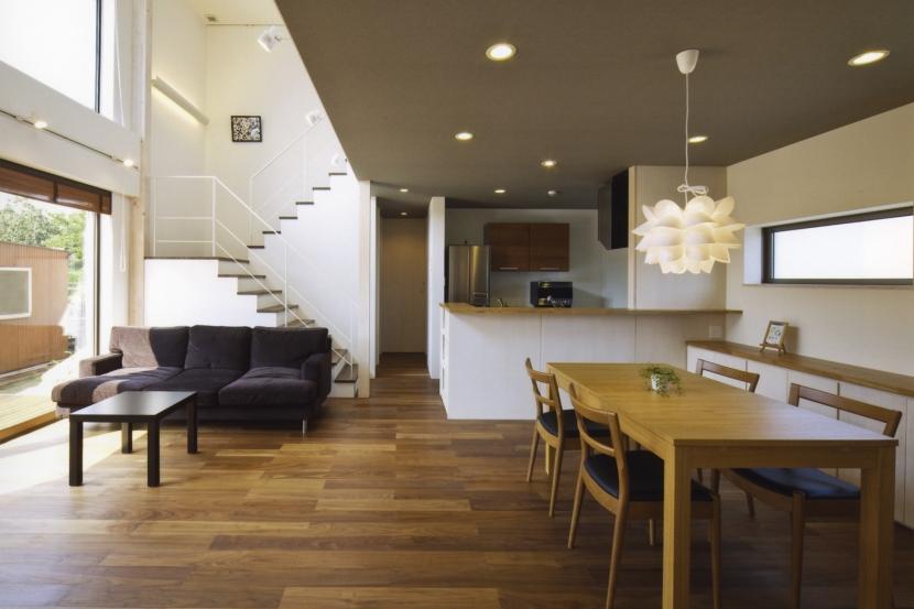 建築家:Akihiko Hirukawa「西正和台の家」