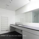 018軽井沢Cさんの家の写真 洗面