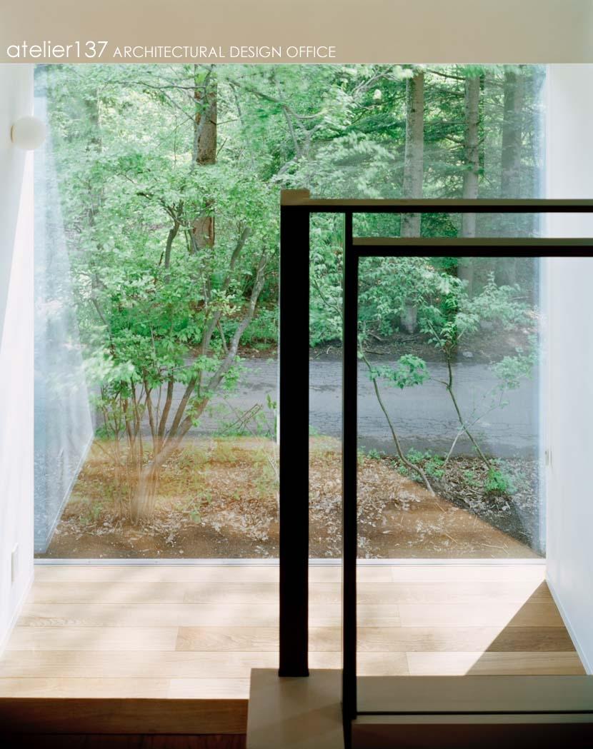 建築家:鈴木宏幸「015軽井沢Tさんの家」