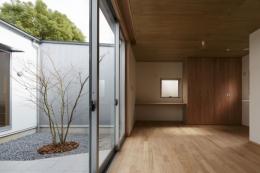 柏のコートハウス (親の部屋)