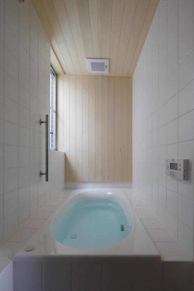鎌倉の倉の部屋 浴室