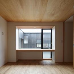 加須の不動産屋さんの家 (寝室)