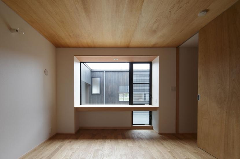 加須の不動産屋さんの家の写真 寝室