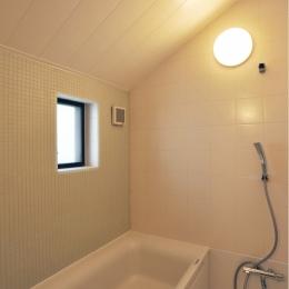 用賀の家改修 (浴室)