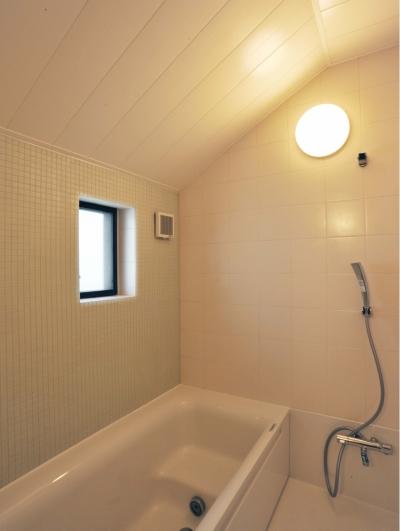 浴室 (用賀の家改修)