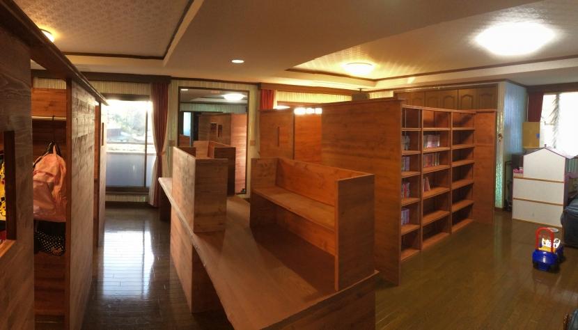 建築家:森 大樹/小埜勝久「リフォーム・リノベーション(自由な子供室へ/Kenさんの家)」