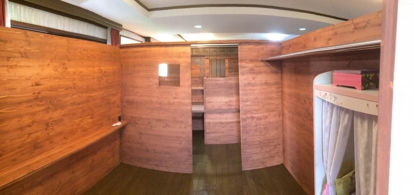 リフォーム・リノベーション(自由な子供室へ/Kenさんの家)の部屋 個々の占有スペース