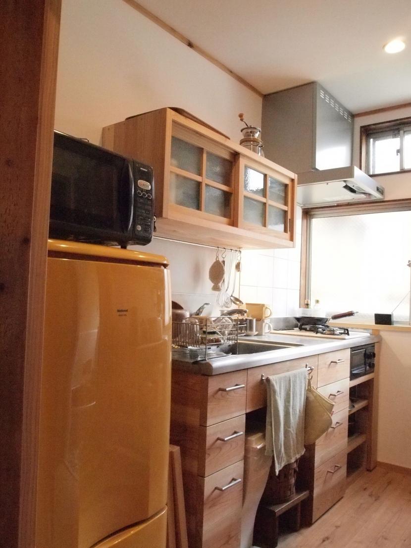 Y2I邸の部屋 コンパクトキッチン
