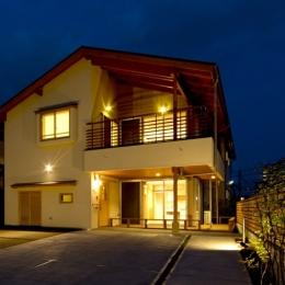 KMW邸 (外観)