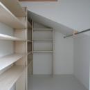 石川淳の住宅事例「アトリエのあるスキップフロアの家 OUCHI-03」