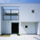 栗橋の家~中庭+吹抜け+ルーフバルコニーの家