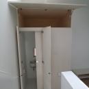 アトリエのあるスキップフロアの家 OUCHI-03の写真 リビングのトイレ2