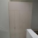 アトリエのあるスキップフロアの家 OUCHI-03の写真 リビングのトイレ