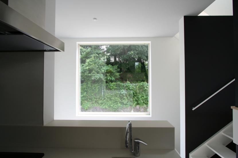 建築家:石川淳「オウチ03・アトリエのあるスキップフロアの家」