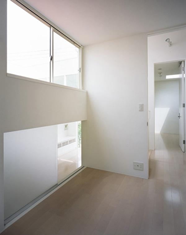 下井草の家~スキップフロア+ルーフガーデンの家の写真 書斎