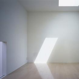 下井草の家~スキップフロア+ルーフガーデンの家 (子供室)