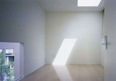 子供室 (下井草の家~スキップフロア+ルーフガーデンの家)