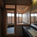 那須の別荘の写真 浴室