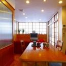 栃木県宇都宮市の鉄骨造3階戸建てリフォーム SS-houseの写真 ダイニング
