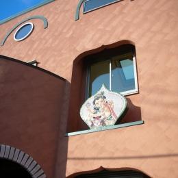 オー・カルカッタ・ヒンズースタイルの家