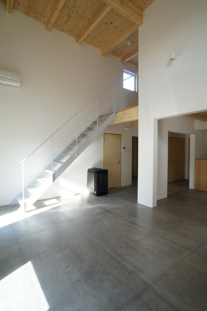 上堀の家の部屋 リビング02