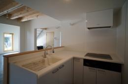上堀の家 (キッチン)