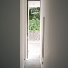 アトリエのあるスキップフロアの家 OUCHI-03