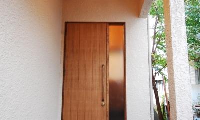 芦屋と神戸の夜景が一望! (玄関)
