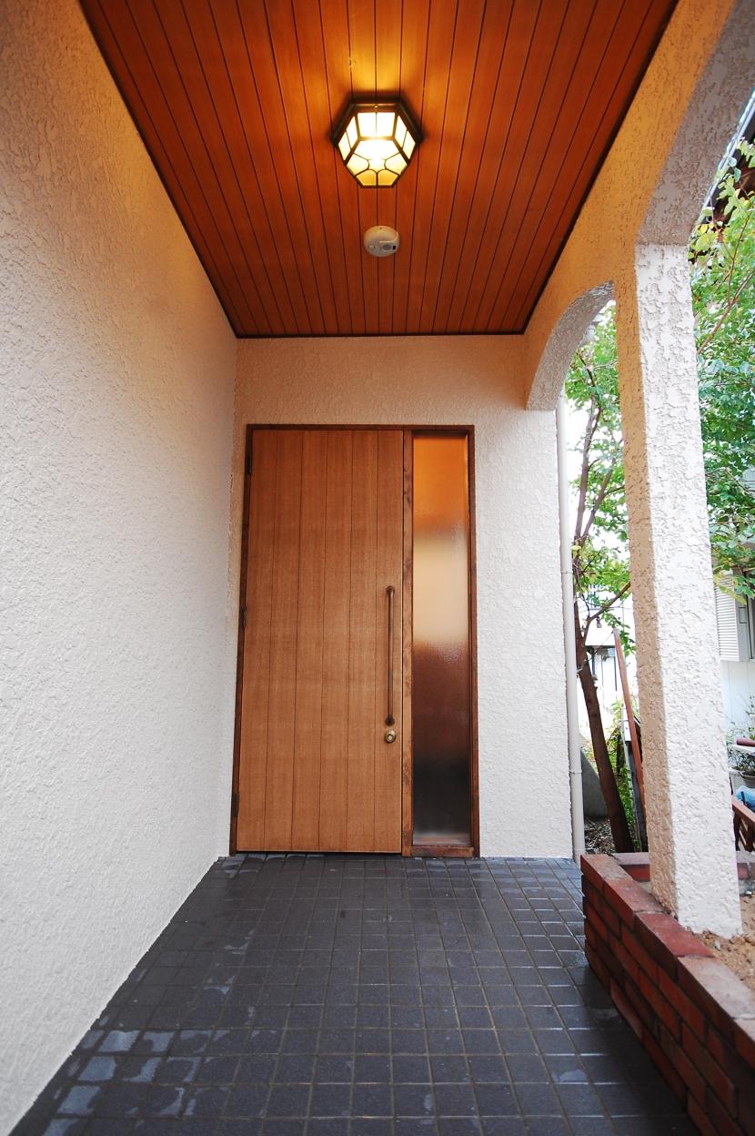 芦屋と神戸の夜景が一望!の部屋 玄関
