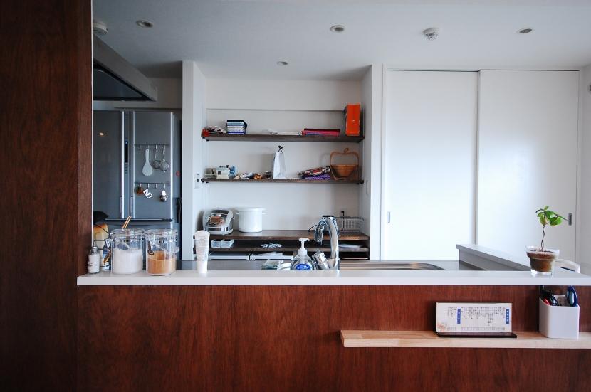 家族の居場所の写真 キッチン