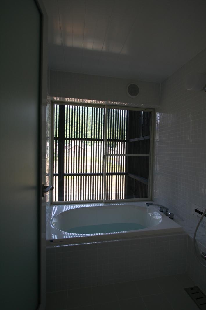 オウチ02・鳥取の家の写真 浴室