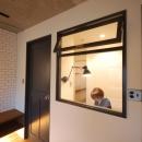 デザインだけじゃない!動線にもこだわったノンストレスなマンションリノベーション。