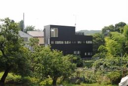 七国山の家 (外観)