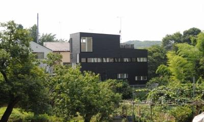 七国山の家